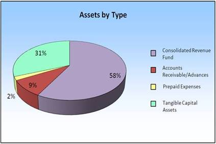 Assets by Type