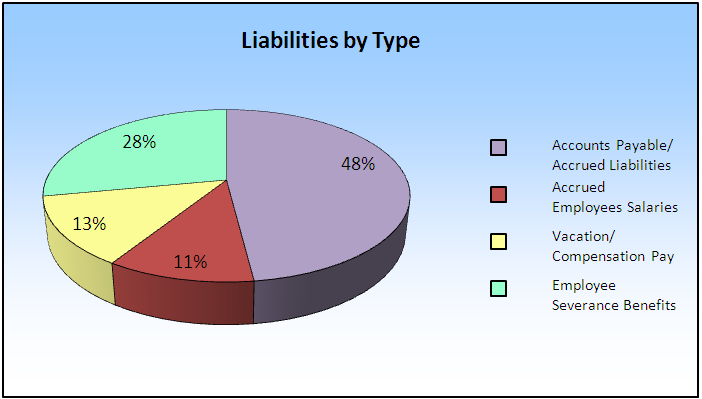 Liabilities by Type