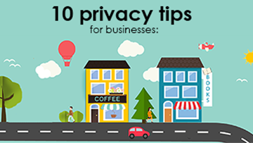 10 privacy tips for businesses
